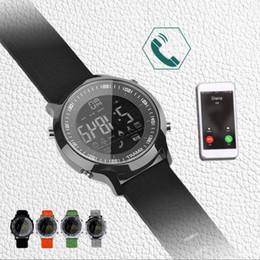 Wholesale Elder Phones - Wholesale-Children's GPS Smart Watch Elder Bluetooth Pedometer Monitor Wristwatch relogio masculino English For Ios Android Phones Saat C