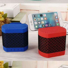 Wholesale Large Plastic Button - Good Quaity Speaker J41 Fabric Subwoofer High-power Large-capacity Network Cloth Speaker Creative Mobile Phone Stand Speaker