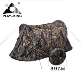 pop up bags Australia - PLAYKING Large Lightweight Waterproof Camping Tent Outdoor Portable Automatic Tent Fishing Pop Up Tent Ultralight 2 Person