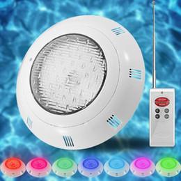 2019 luci di parete esterne di alta qualità Piscina di alta qualità luce 25W 30W 35W AC12V a parete EGB LED luce subacquea IP68 impermeabile lampada subacquea esterna luci di parete esterne di alta qualità economici
