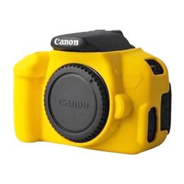 vente en gros étui de protection en silicone souple de haute qualité pour Canon EOS 650D / 700d étui en caoutchouc souple de caméra pour Canon ? partir de fabricateur