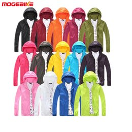 Wholesale motorcycle jacket nylon waterproof - MOGEBIKE 2018 Spring Autumn Summer Brand Women's Men's Waterproof Windbreaker Windproof motorcycle Jacket Riding jacket