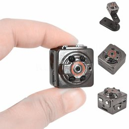 Wholesale micro spy car - SQ8 full hd 1080P mini car DV DVR camera wireless micro spy hidden camera infrared night vision.