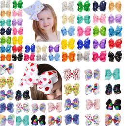 2373ac69d3a9a 20 couleur fille JOJO arcs or à pois gros arc barrettes arcs de cheveux enfants  épingle à cheveux fille cheveux clips bébé cheveux accessoire cadeau d  ...