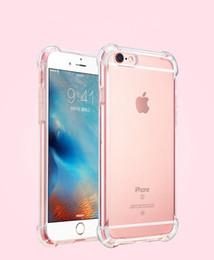 2019 iphone de cuerpo completo transparente Protector de aire Dropproof Protección Transparente Claro TPU Cases 0.8mm Ultra Thin Full Body Protección a prueba de golpes iphone de cuerpo completo transparente baratos