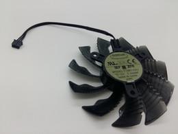 2019 вентилятор охлаждения ebmpapst Новые 85мм T129215SU GTX1050 GTX1060 GTX1070 трассе р106 постоянного тока 12В 0,4 а 4-контактный Гигабайт Видеокарта Видеокарта кулер вентилятор