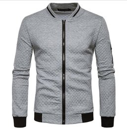d77ea3134d71 bape bomber jacket Coupons - Zipper Collar Casual Hoodie Coat Mens Bomber  Jacket Designer Sweatshirts Contrast