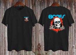 Wholesale bones tee shirts - Powell Peralta Ripper Bones T Shirt Tee Grey Mens Sizes New Skateboard New #13