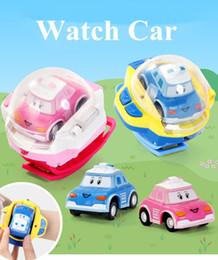 Детские игрушки автомобиль гравитации зондирования RC автомобиль жест управления автомобили с носимых часы контроллер пульт дистанционного управления автомобиль подарок для детей от Поставщики игровые приставки