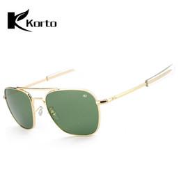 2019 o lunettes de soleil Lunettes de soleil pilote mode hommes lunettes de  soleil AO Aviation 155de7fb5206