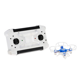 беспилотный самолет FQ777-124 FQ777 124 профессиональный микро карманный беспилотный 4CH гироскоп мини quadcopter RTF RC Вертолеты игрушки Детские игрушки F15170 от