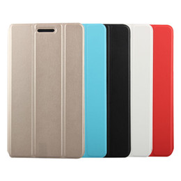 "Wholesale Huawei Tablet Casing - Case For Huawei Mediapad T1 7.0 t1-701u 7"" Tablet Cover Cases Protective PU Leather for huawei T1 701u 7inch PU Protector Sleeve"