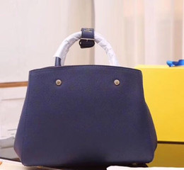 f40f0862b36 Female Business Single Shoulder Bag Designer Boston Deluxe Lady Slant Bag  Leather Handmade Unique Classic Fashion Bag 2018, Handbag, Size  3