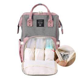 bolsas de fraldas femininas Desconto Moda Bebê Fralda Sacos Mulheres Multifuncionais Mochila de Viagem Saco de Mão De Enfermagem Sacos de Fraldas Mummy Cuidados Com o Bebê
