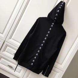 Wholesale skeleton hoodie women - Mastermind Japan Hoodies Men Women 1a:1 High Quality MMJ Mastermind Sweatshirts Skeleton Pullover Mastermind Japa Hoodies