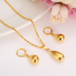 conjuntos sólidos de pulseiras de ouro Desconto Bangrui cor de ouro etíope conjunto de jóias de noiva colar de pingente de casamento pulseira brinco anel africano conjuntos de eritreia habesha