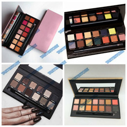 Wholesale hills shipping - Eyeshadow Palette 4 Edition Modern Master Soft hills matte makeup eye shadow palette In Stock DHL Free Shipping