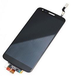 Lg g2 display ersatz online-NEUE Mobile Handy Touch Panels Lcds Montage Reparatur Digitizer OEM Ersatzteile Display Lcd für Lg G2 d802