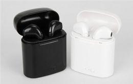 I7 I7S TWS-Twins-Bluetooth-Ohrhörer Mini-Wireless-Kopfhörer-Kopfhörer mit Mic-Stereo-V4.2-Kopfhörer für Telefon Android mit Kleinpaket von Fabrikanten
