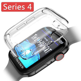 Cubierta suave completa de TPU para Apple Watch Series 4 40mm / 44mm Protector de caja desde fabricantes