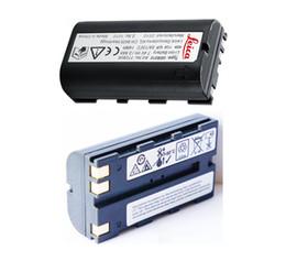 leica gps Desconto Lote 2 Pçs / lote Top Quality NOVO Para Leica Capacidade GEB212 7.4 V para Estações totais e GPS, GEB212 equivalente Bateria de levantamento