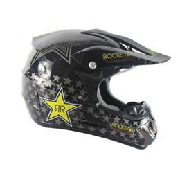 велосипедный шлем для взрослых Скидка АХА шлем мотоцикла взрослый мотокросс внедорожник ATV байк горные гонки шлем