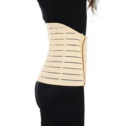 Wholesale Print Binders - Post Natal Waist Toner Abdominal Binder Support Slimming Stomach Tummy Belt