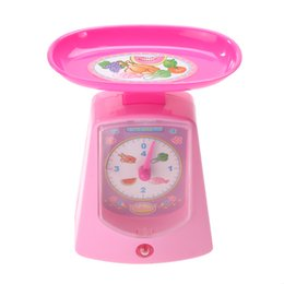 Wholesale Girls Play Kitchen - Baby Girl Pretend Play Toy Mini Electronic Scale Balance Kids Children Simulation Play House Kitchen Toy