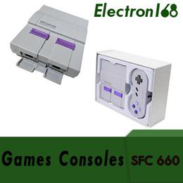 Супер мини-игровая консоль для SFC NES Super Mini SFC Game Player с розничной коробкой 50 шт. от