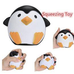 Pinguino Squishy Decompressione Profumo Giocattolo Simulazione Relax Abbastanza Decor Giocattoli Piccanti Jumbo Lento Rising Squishies Spedizione Gratuita 100 pz da