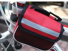 2019 красный m мобильный Велосипед дорога горный велосипед седло сумка Велоспорт Спорт рамка передняя труба двойной стороны мешок пакет мобильного телефона ключ чехол обновления чехол