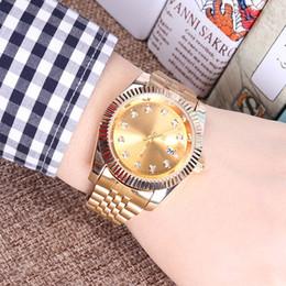 Diamantes de genebra on-line-2018 Luxo GENEVA Relógios Das Mulheres Diamantes Relógios Pulseira Senhoras Designer de Relógios De Pulso 3 Cores Frete Grátis 0362