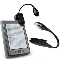 suportes para lâmpadas flexíveis Desconto Mini Clipe Ajustável Portátil LEVOU Leitura do Livro Lâmpada Luz Flexível USB Novidade Luz para Laptop PC Music Stand Lamp