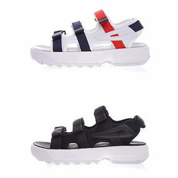 Deutschland Heißer Verkauf Ankunft FL Disruptors 2 Sandalen Mode Frauen Sommer Hausschuhe Strand Outdoor luxus Schuhe für Göttin Trendy Sports Strand Schuhe Versorgung
