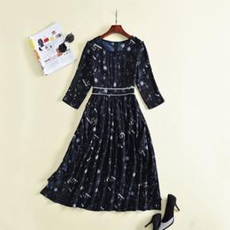 f9067036f WG0382 Calidad Superior Nuevo Diseño 2018 Colección Verano Colección  Vestido de Las Mujeres Buena Marca Diseño de Moda vestidos de estilo Fiesta  vestido ...