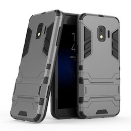 samsung galaxy core covers Promo Codes - Ironman Defender Cases For Galaxy (J4 J6 Plus J3 J7 Duo J8 Star J2 CORE Pro)2018 C9 Hybrid Hard PC+ TPU Shockproof Layer Rugged 2 in 1 Cover