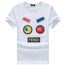 ropa nigeriana Rebajas 2018 aFENDIi y MONCLERi estilo dashiki costura de algodón cera impresión tops hombre camisetas ropa kitenge estilo nigeriano