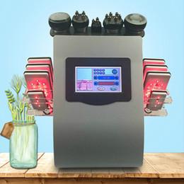GROSSES SOLDES !!! Liposuccion ultrasonique de 40k cavitation 8 plaquettes LLLT laser de lipo amincissant le vide de machine ? partir de fabricateur