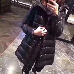 2019 женские белые лыжные куртки 2018 новый M459 женщина MSUYEN вниз парки Великобритания популярные случайные анорак вниз пальто зима свободные стиль верхняя одежда с капюшоном парки высокое качество
