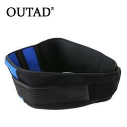 Wholesale sport traning - OUTAD Breathable Sport Slimming Waist Belt Comfortable Unisex Gym Bodybuilding Weightlifting Waist Support Traning Belt