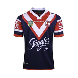 Wholesale Jersey Wholesale Thailand - NEW thailand quality Australia Special Version Rugby jersey Away HOME 2017 2018 Shirts Sydney the cock team champion borugby