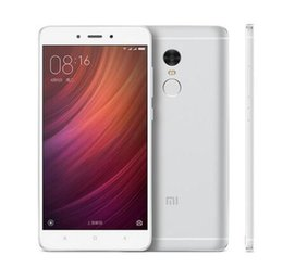 Wholesale Dual Micro Usb - Global Version Original Xiaomi Redmi Note 4 Pro 4G LTE Touch ID Helio X20 RAM 3G ROM 64G Deca Core Android 6.0 5.7 inch 1080P FHD Smartphone