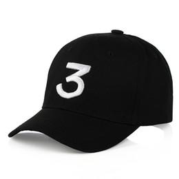 2019 cappelli da baseball di superman dei capretti Chance 3 amanti del berretto da baseball snapback cappello ricamato uomini donne snapbacks hot rapper tappi kanye west papà cappelli firmati lettera