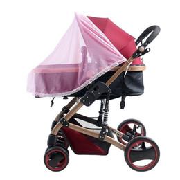 Deutschland Universal Lace Moskito und Insektennetz für Kinderwagen Stubenwagen Wiegen cheap lace mosquito Versorgung