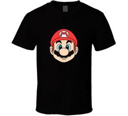 Mario Brothers T Shirt Mens Tee Fan De Jeux Vidéo Cadeau Nouveau De US Stranger Things Design T Shirt 2018 Nouveau ? partir de fabricateur