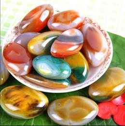 2019 negozio di pentole Agata pietra naturale ciottoli orticole multicolore originale pietra colore piccola pietra multi negozio di carne decorazione in vaso sconti negozio di pentole