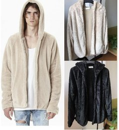 Wholesale Oversized Cardigans - Justin Bieber Purpose Tour Hoodies Sweatshirts Fear of God Hoodie Hip Hop Oversized Fleece Hoodie Men America Hi-street Hooded Kanye West