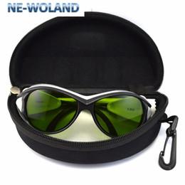 2019 großhandel gravur brille Lasergravur-Schutzbrillen des Großhandels 1064nm treffen auf Laseroperator, Schweißer, medizinischen Röntgenoperator usw. Anti-Laserschutzbrillen zu. günstig großhandel gravur brille