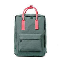 ec055b3ed171 couple backpack classic mini rucksacks unisex canvas students shoulder  Student bags handbags Schoolbag Girl boy Free shipping