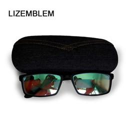Wholesale Glass Blinds - Women Men Color Blindness Correction Aluminum Tr90 Frame Sunglasses Examination Colorblind Driving Red Green Color Blind Glasses